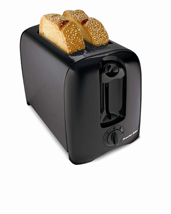 An image related to Proctor Silex 2-Slice Compact Toaster