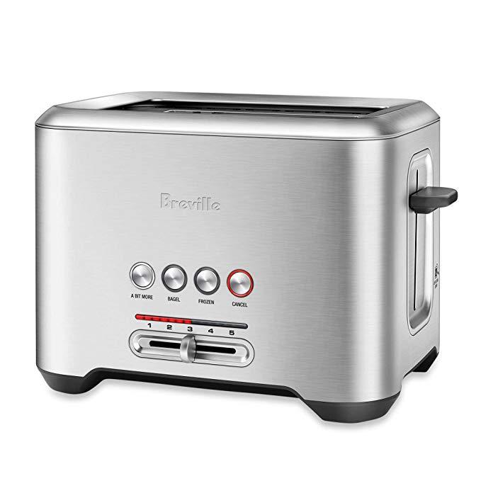 An image of Breville BTA720XL 2-Slice 5-Mode Toaster