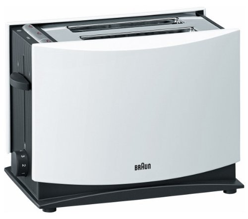 An image of Braun 220V 2-Slice 7-Mode Toaster | The Top Toasters