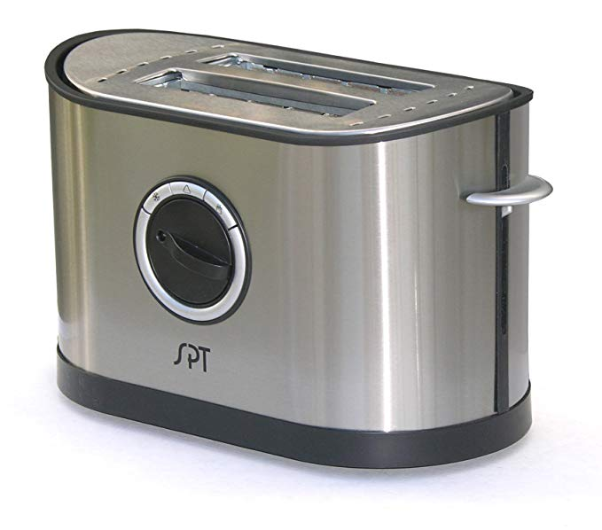 An image related to SPT Stainless Steel 2-Slice 7-Mode Wide Slot Toaster