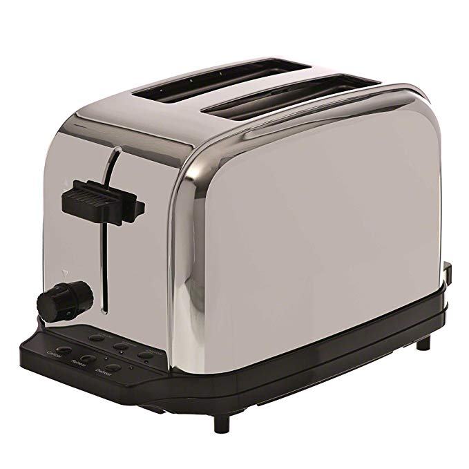 An image related to Waring WCT702 Gray 6-Mode Wide Slot Toaster