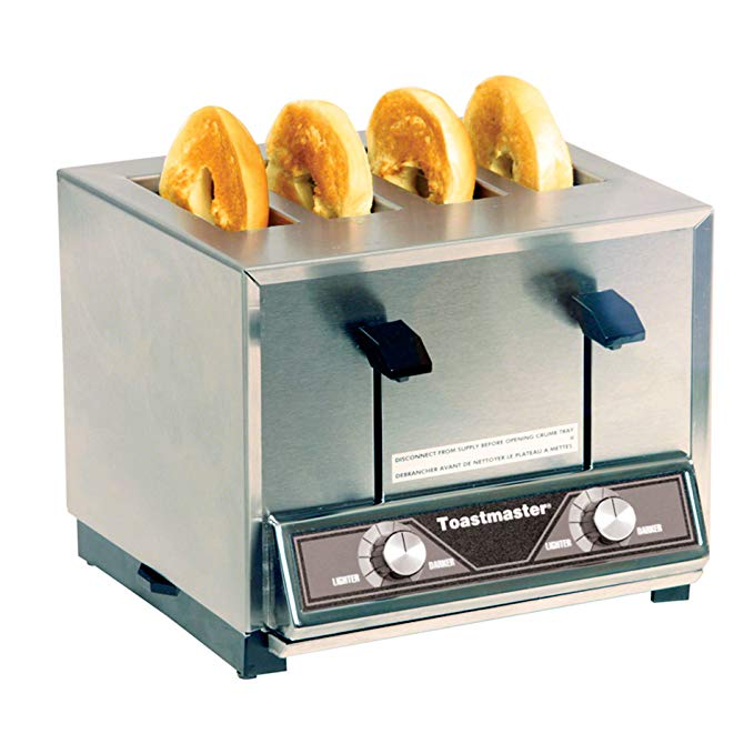 An image related to Toastmaster BTW09 Stainless Steel Toaster