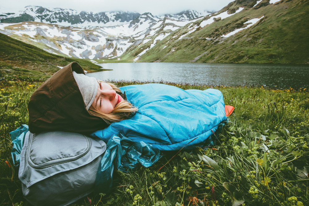 An image related to Reviewing Cheap Lightweight Sleeping Bags