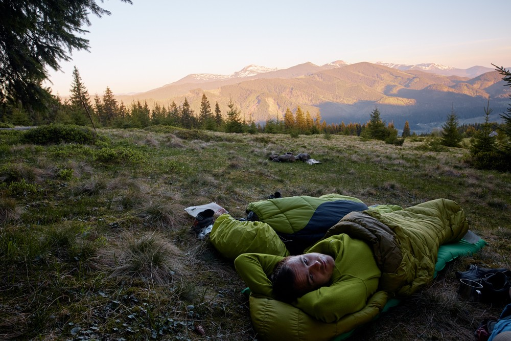 An image related to Unbiased Marmot 10 Degree Sleeping Bags Review