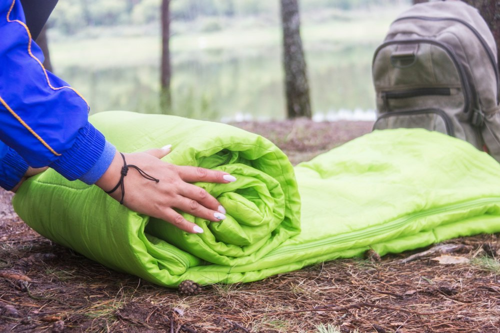 An image related to Best Polyester Hunting Sleeping Bags for 2019