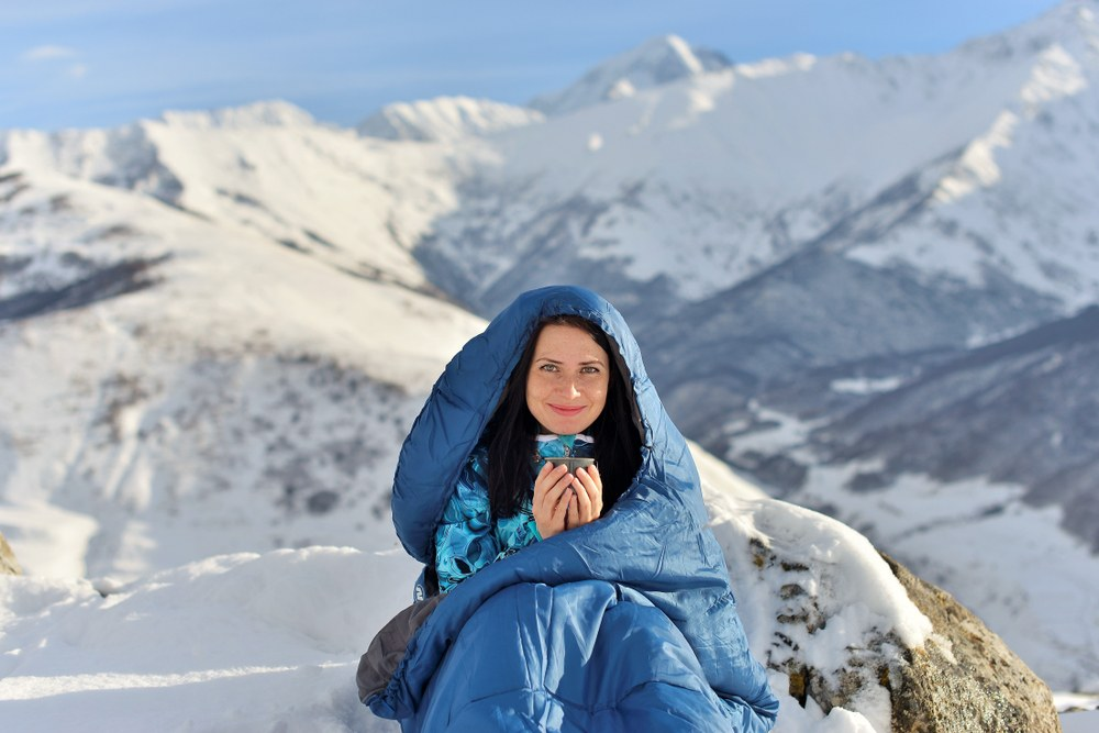 An image related to Unbiased Synthetic Mummy Sleeping Bags Review