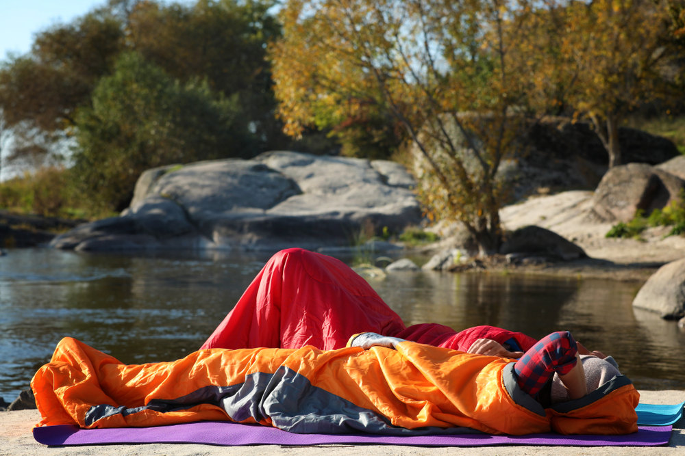 An image related to Best 0 Degree Nylon Sleeping Bags for 2019