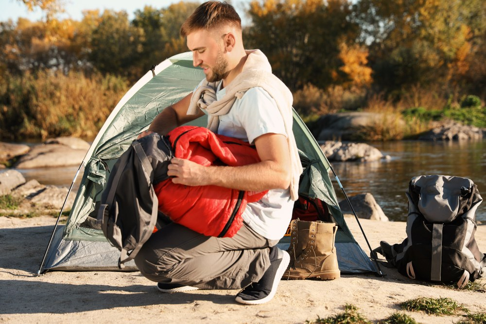 An image related to Best Waterproof Nylon Sleeping Bags for 2019