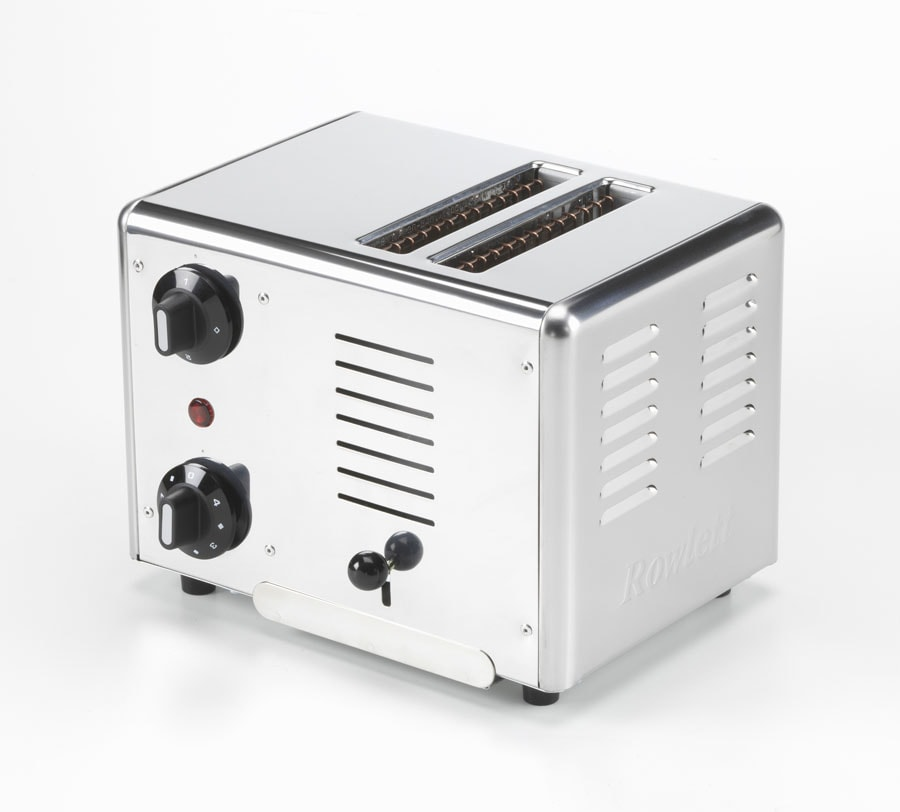 An image of Rowlett 2ATS-151 1300W Stainless Steel Toaster