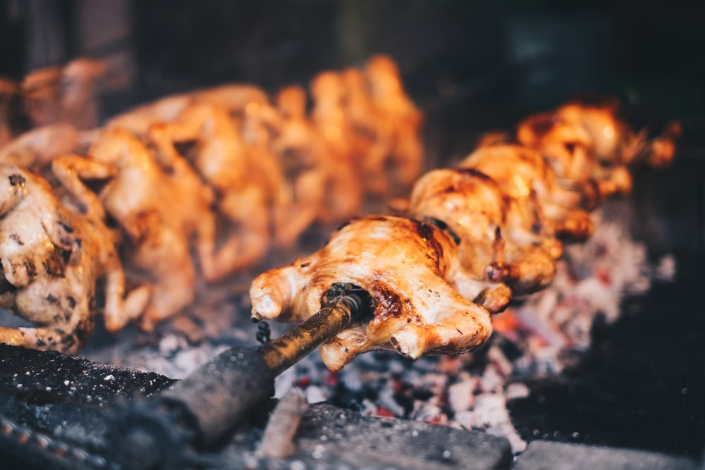An image related to Top Liquid Propane Rotisserie Grills