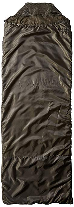 An image of Snugpak Jungle Bag Olive Lightweight Rectangular Sleeping Bag