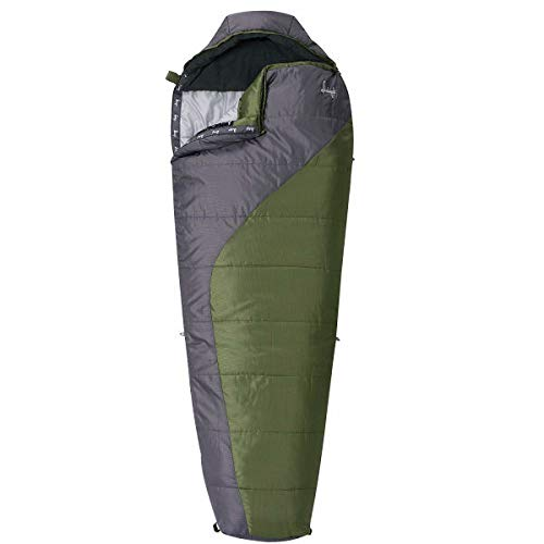 An image related to Slumberjack Lone Pine Men's 20 Degree Sleeping Bag
