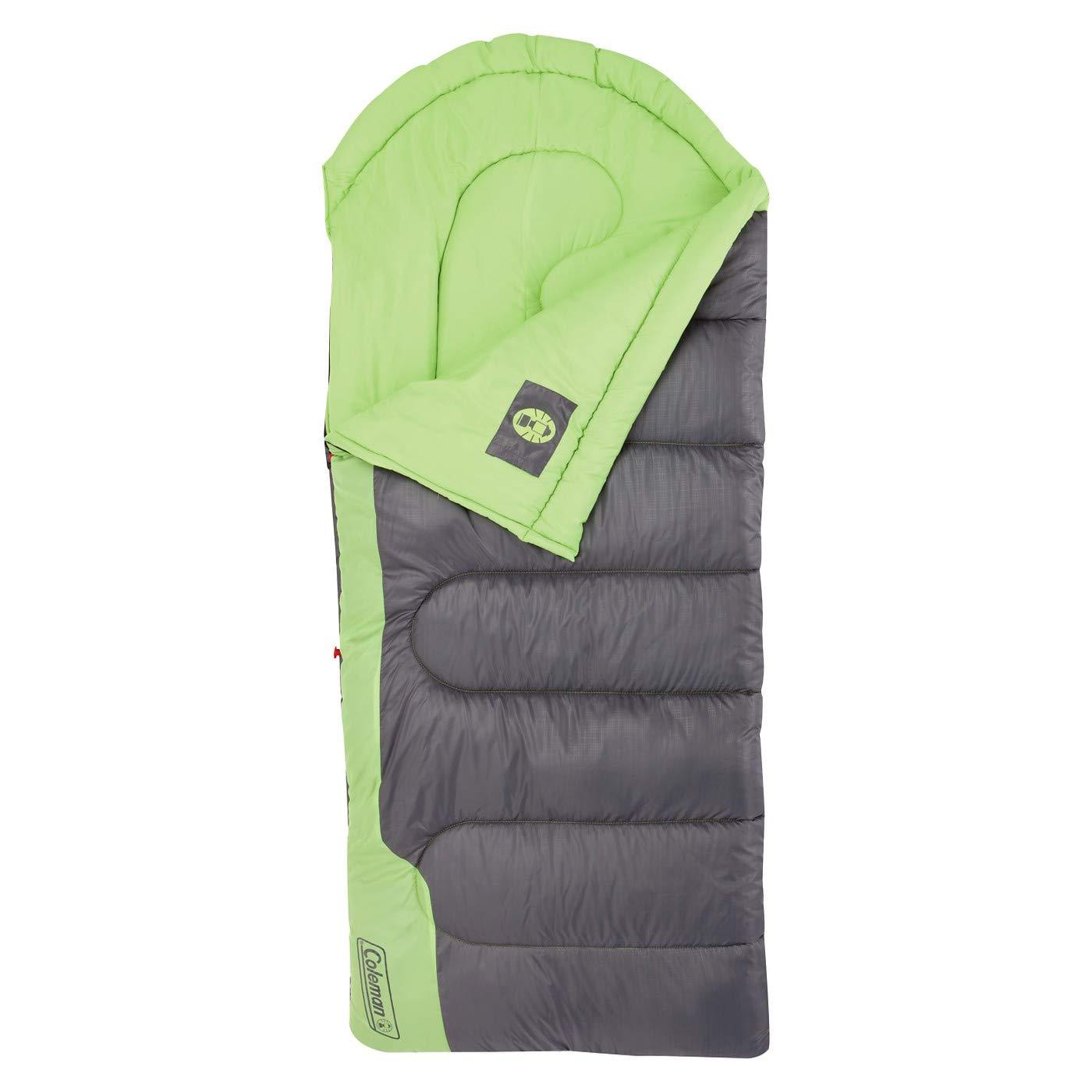 An image of Coleman Raymer 40 Degree Sleeping Bag | Expert Camper
