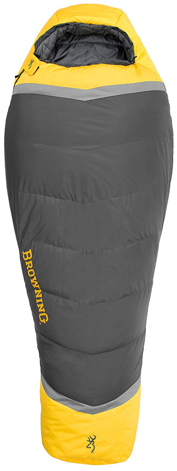An image of Browning Vortex 4853036 0 Degree Polyester Sleeping Bag