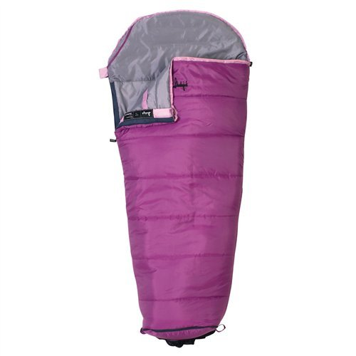 An image related to Slumberjack Go-N-Grow Kids Sleeping Bag