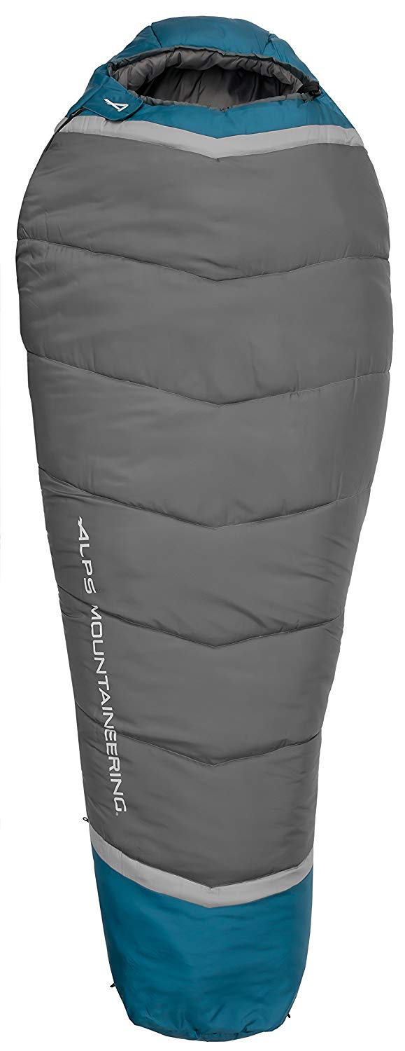 An image of Alps Mountaineering 0 Degree Polyester Sleeping Bag