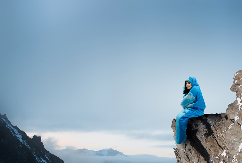 An image related to Best Mountain Hardwear Mummy Sleeping Bags