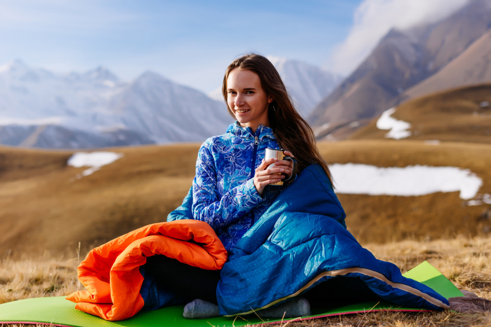 An image related to Best Winter Camping Sleeping Bags for 2019
