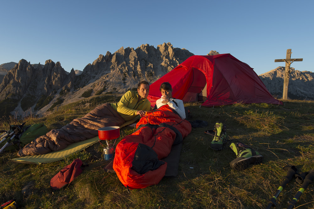 An image related to Top 40 Degree Camping Sleeping Bags