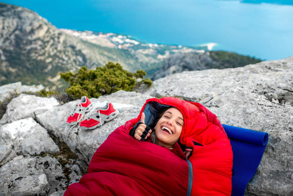 An image related to Unbiased 30 Degree Mummy Sleeping Bags Review