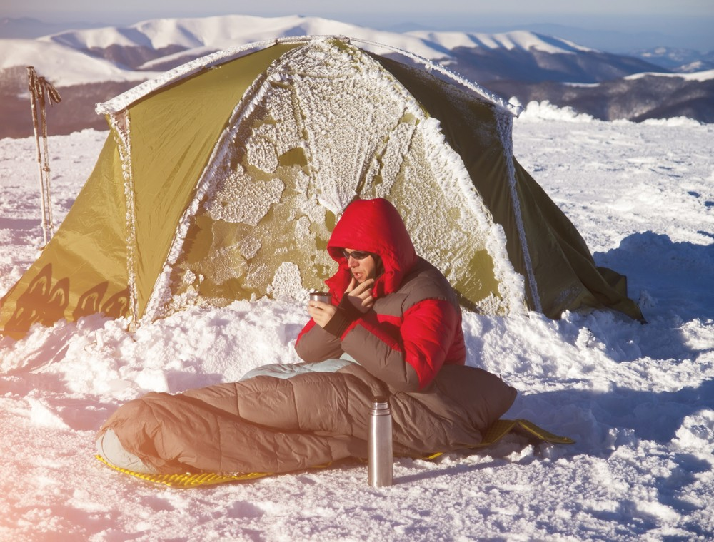 An image related to Top Men's Winter Sleeping Bags