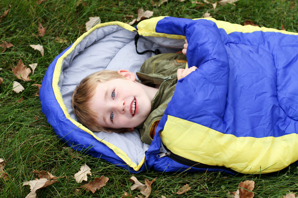 An image related to Top Hot Weather Camping Sleeping Bags