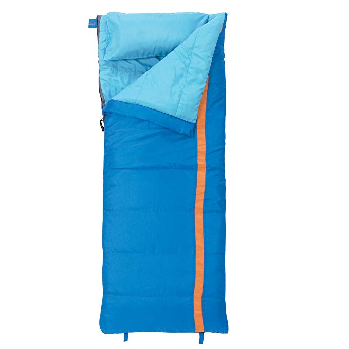 An image of Slumberjack Cub 52729712SR Boys 40 Degree Sleeping Bag