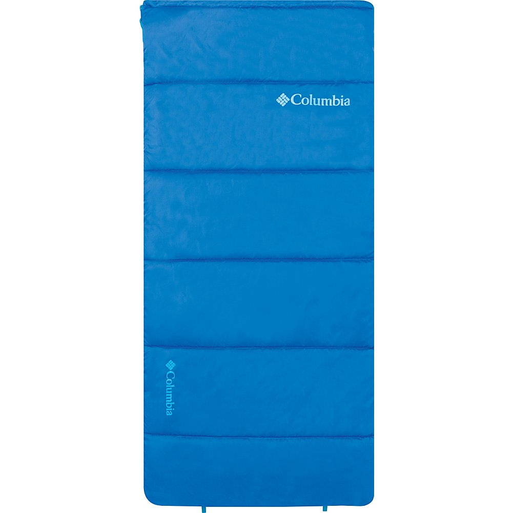 An image of Columbia Sportswear Boys 40 Degree Polyester Fleece Sleeping Bag