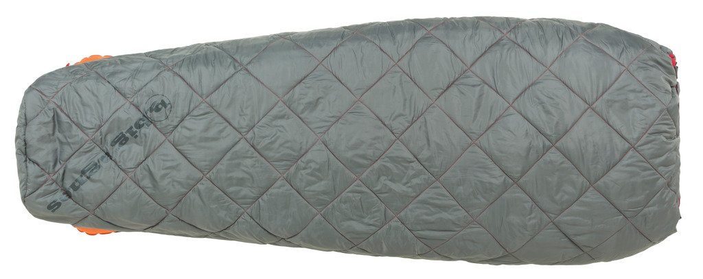 An image related to Big Agnes Cross Mountain Synthetic Sleeping Bag