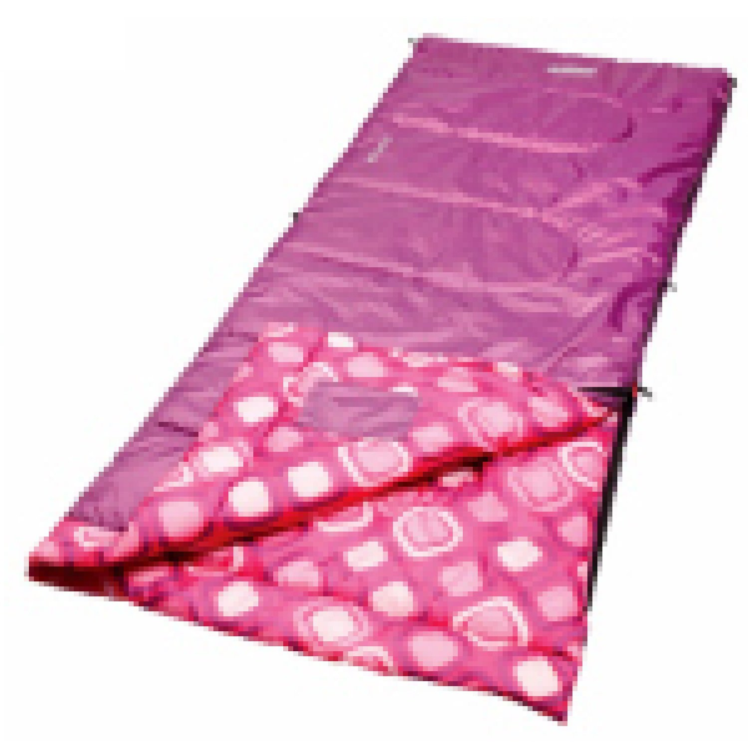 An image of Coleman Girls 40 Degree Polyester Sleeping Bag