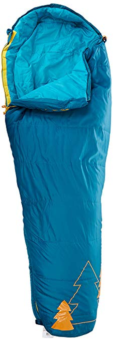 An image related to Kelty Little Tree 20 35415814SR Boys 20 Degree Sleeping Bag