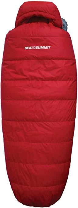 An image of Sea to Summit Basecamp BC II 092L-Parent Men's Sleeping Bag