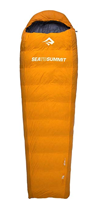 An image of Sea to Summit Trek-TKII 042LL 20 Degree Sleeping Bag