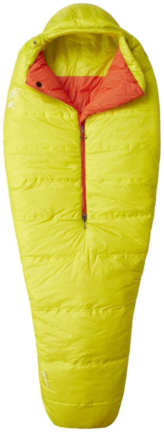 An image of Mountain Hardwear HyperLamina Spark Synthetic Sleeping Bag