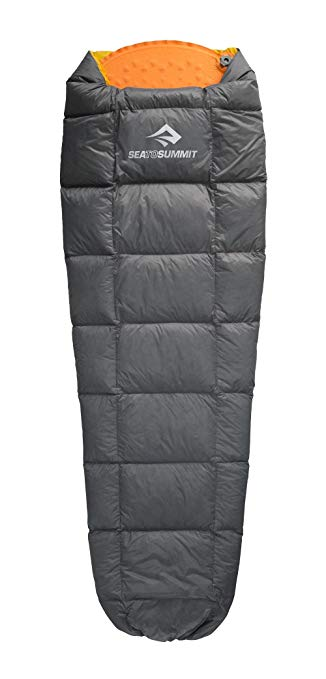An image of Sea to Summit Ember I 073R-Parent Men's 40 Degree Nylon Sleeping Bag | Expert Camper