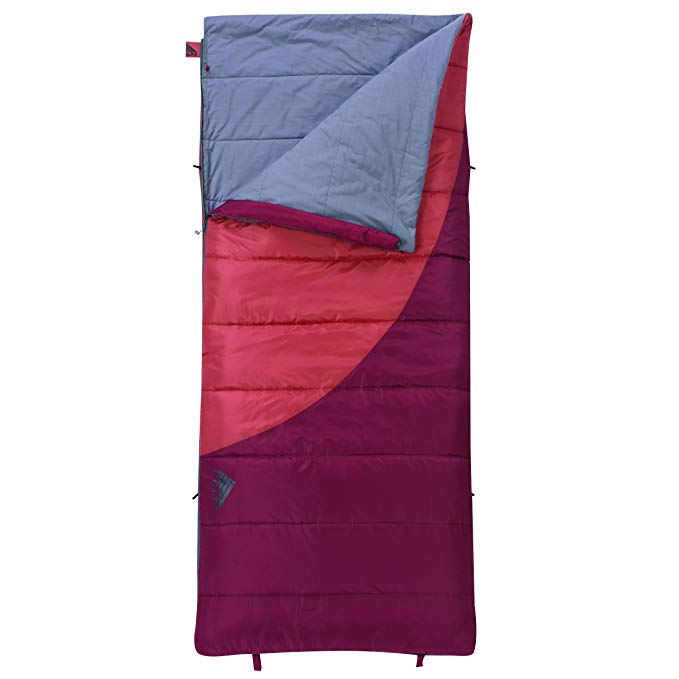An image of Kelty Tumbler 35419212RR Poly Cotton Sleeping Bag | Expert Camper