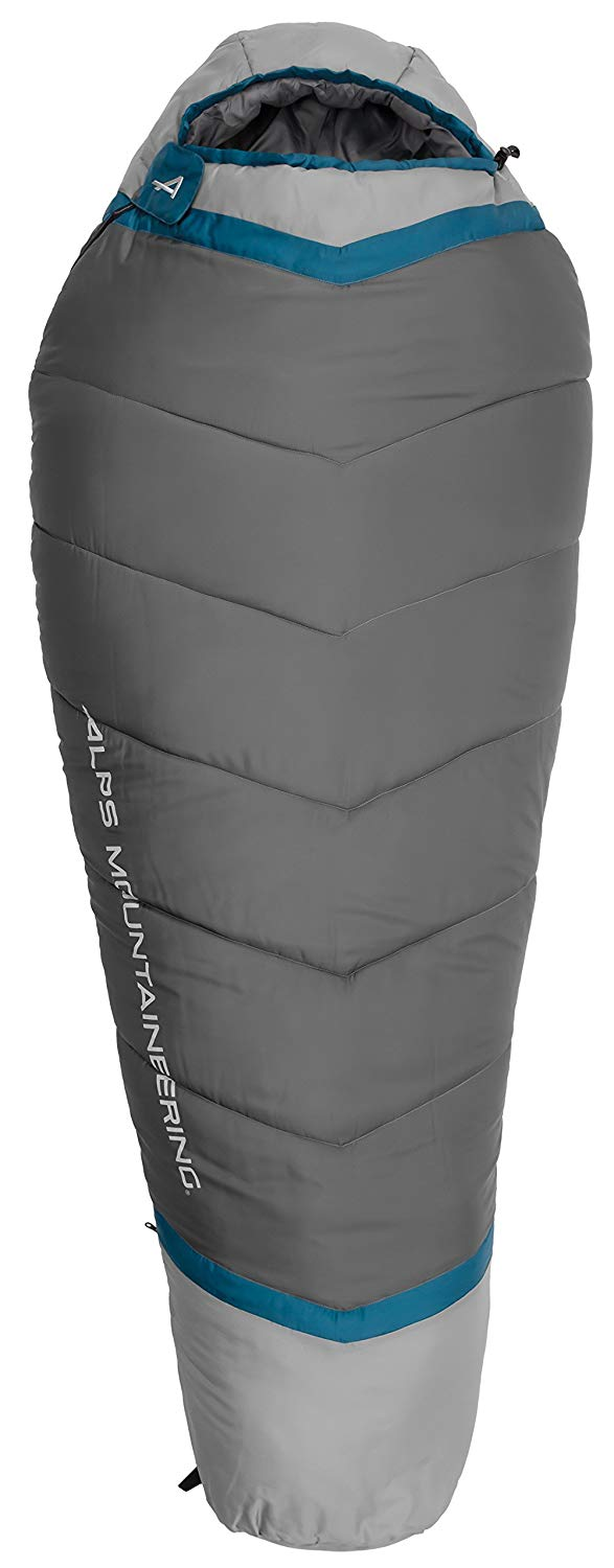 An image of Alps Mountaineering Blaze Polyester Sleeping Bag | Expert Camper