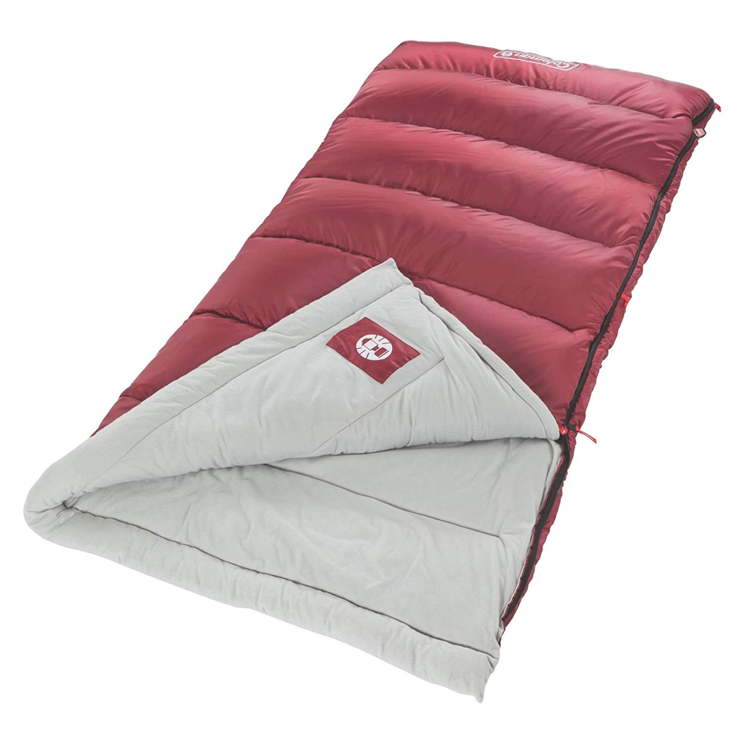 An image related to Coleman Autumn Glen 2000029008 30 Degree Sleeping Bag