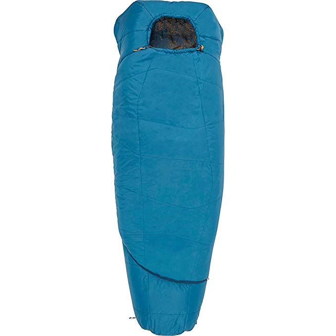 An image related to Kelty Tru.Comfort Women's Polyester Taffeta Sleeping Bag