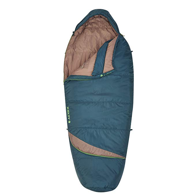 An image of Kelty Tuck 35420016RR 40 Degree Sleeping Bag