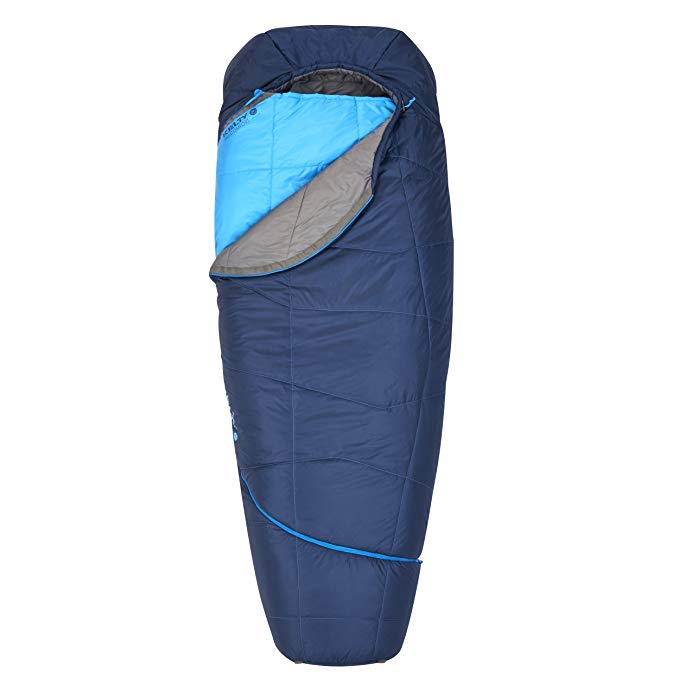 An image of Kelty Sine Women's Nylon Taffeta Sleeping Bag