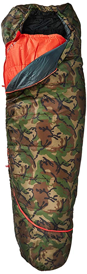 An image of Kelty Tru.Comfort Kids Polyester Taffeta Sleeping Bag