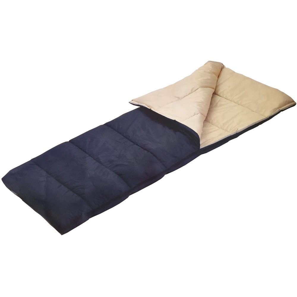 An image of Suisse Sport Blue Lake Men's Sleeping Bag