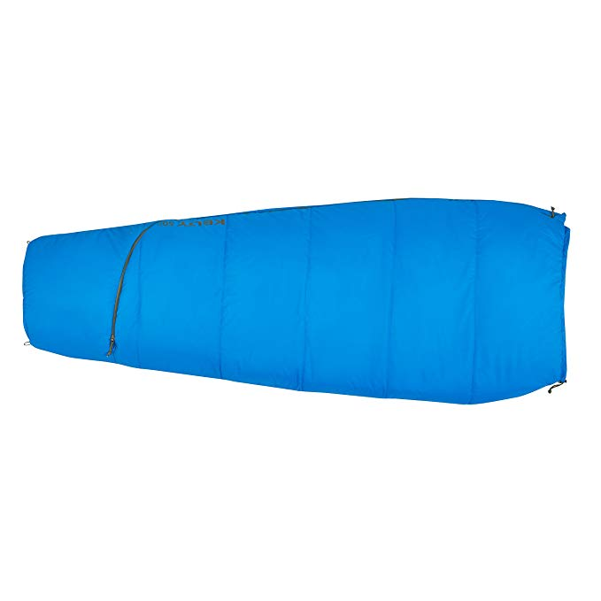 An image of Kelty Rambler 50 Men's 50 Degree Polyester Pongee Sleeping Bag
