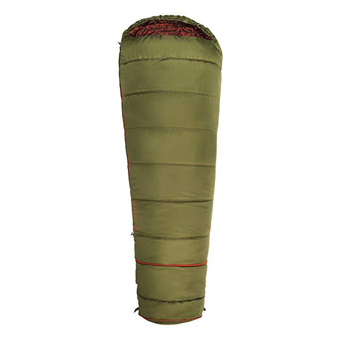 An image of Kelty Big Dipper 35416218SR Kids 30 Degree Polyester Taffeta Sleeping Bag