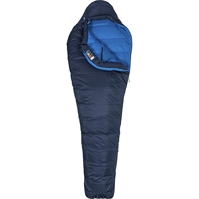 An image of Marmot Ultra Elite 20 39360-1662-L Men's Sleeping Bag