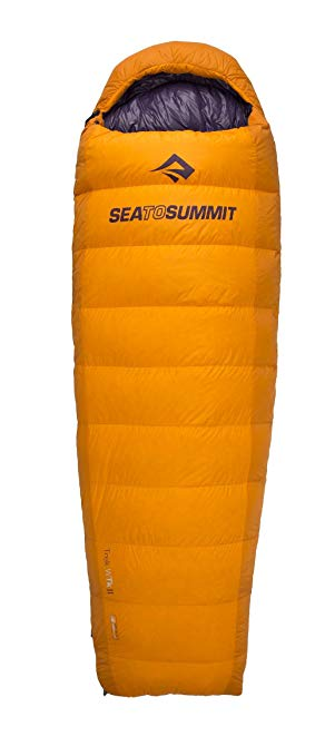 An image of Sea to Summit Trek TK II Women's Sleeping Bag | Expert Camper