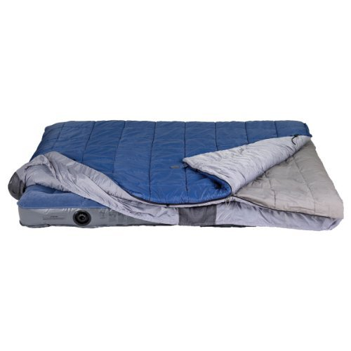 An image of Kelty Satellite 30 Degree Poly Cotton Sleeping Bag