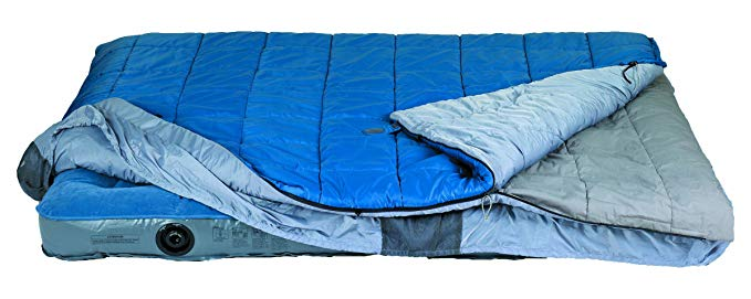 An image of Kelty Satellite 35419611DW 30 Degree Polyester Sleeping Bag