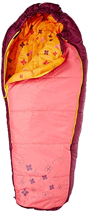 An image related to Kelty Woobie 35416914SR Kids 30 Degree Sleeping Bag